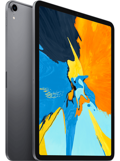 Apple iPad Pro 11,0 Wi-Fi (2018) 64GB space grau