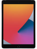Apple iPad Wi-Fi + Cell (2020) 32GB space grau
