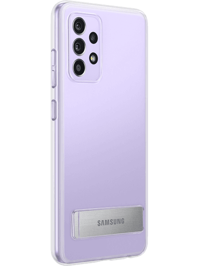 Samsung EF-JA525 Clear Standing Cover Galaxy A52 (transparent)