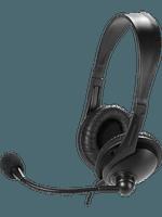 Vivanco Stereo-Headset On-Ear schwarz