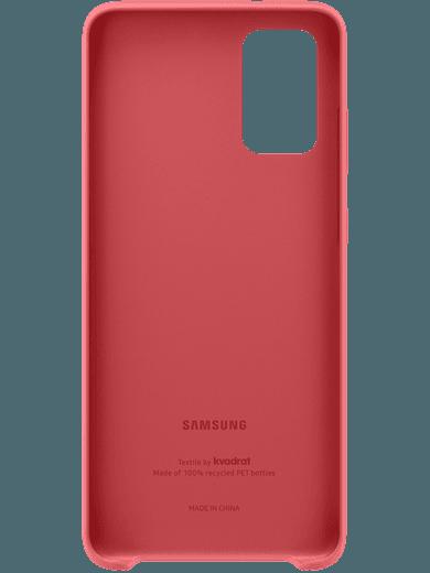 Samsung EF-XG985 Kvadrat-Cover Samsung Galaxy S20+ (rot)