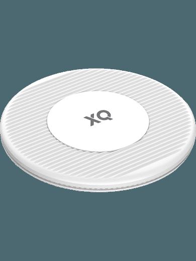 XQISIT Set: 15W kabellose Schnellladestation + 20W Netzteil