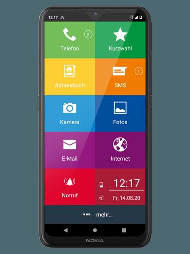 Nokia 5.3 EinfachFon 64GB schwarz