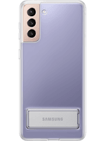 Samsung EF-JG996 Clear Standing Cover Galaxy S21+ (transparent)