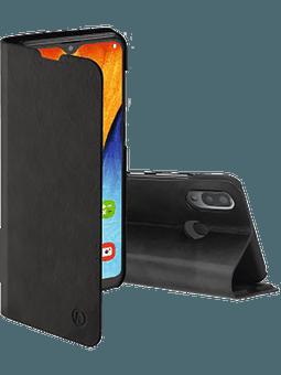 Hama Booklet Guard Pro Samsung Galaxy A20e (schwarz) Vorderseite