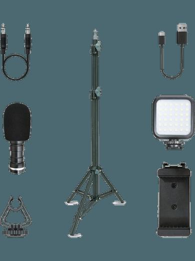 XQISIT Vlogging Kit (Social Media Set)