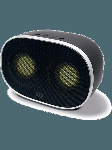 XQISIT Retro Speaker 10W (schwarz)