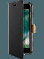 freenet Basics Premium Wallet iPhone SE (2020) und iPhone 6/6s/7/8 (schwarz)