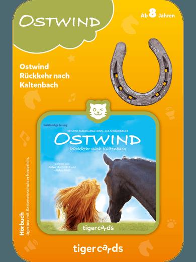 tigercard - Ostwind 2: Rückkehr nach Kaltenbach - Die Lesung