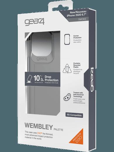 GEAR4 Wembley iPhone 12 Pro Max (schwarz)