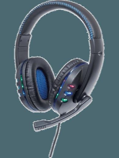Manhattan Over Ear USB Headset