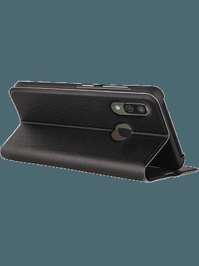 Hama Booklet Slim Pro für Samsung Galaxy A40 (schwarz)