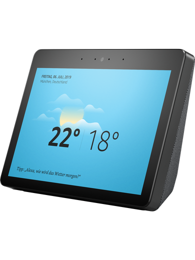 Amazon Echo Show (2. Generation) schwarz