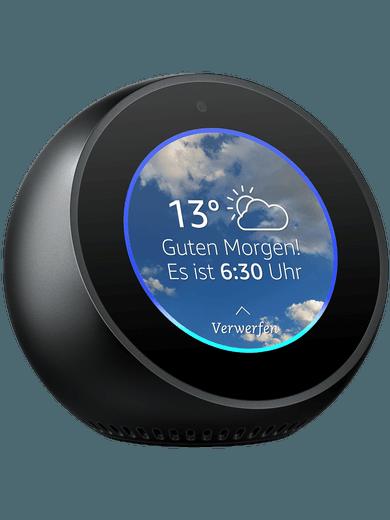 Amazon Echo Spot schwarz