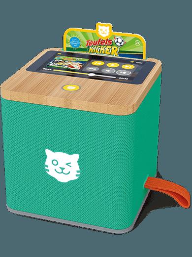 tigerbox - TOUCH (grün)