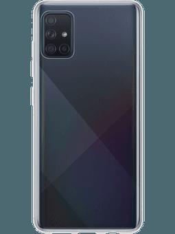 freenet Basics Flex Case Samsung Galaxy A72 (transparent) Vorderseite