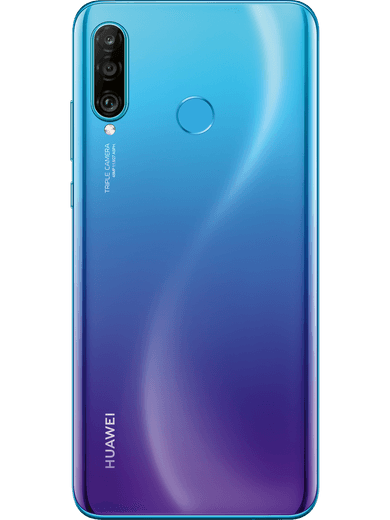 Huawei P30 lite 128GB Peacock Blue