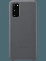 Samsung EF-VG980 Leather-Cover Samsung Galaxy S20 (grau)