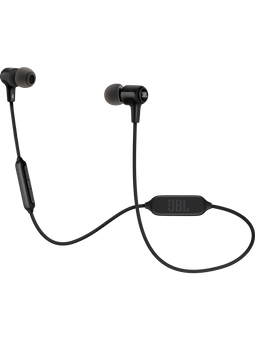 JBL E25 In-Ear BT Headset schwarz Vorderseite