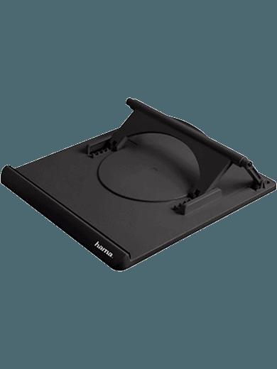 hama Notebook-Stand 15.4, 360° (schwarz)