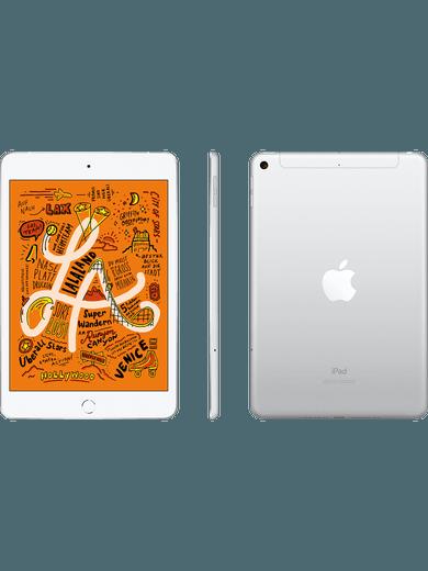 Apple iPad mini Wi-Fi+Cell (2019) 64GB Silber