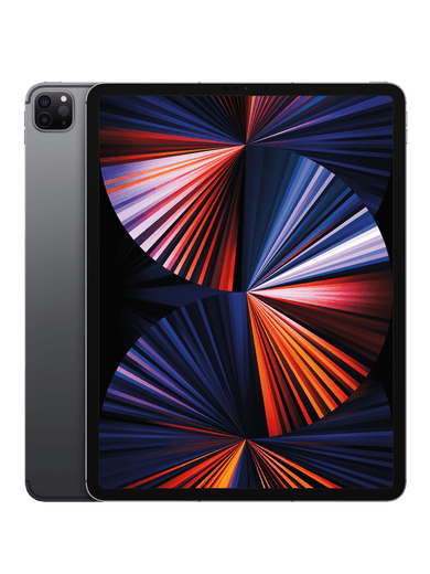 Apple iPad Pro 12,9 Cellular (2021) 128GB Space Grau