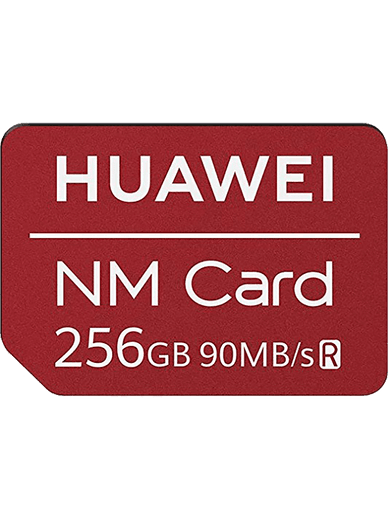 HUAWEI Nano-Memorycard NM Card mit 256GB