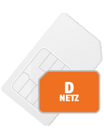 Allnet Flat 10 GB (D-Netz) - Laufzeit 24 Monate