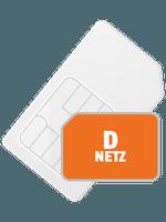 Allnet Flat 5 GB (D-Netz) - Laufzeit 24 Monate