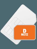 Allnet Flat 5 GB LTE inkl. Netflix Standard