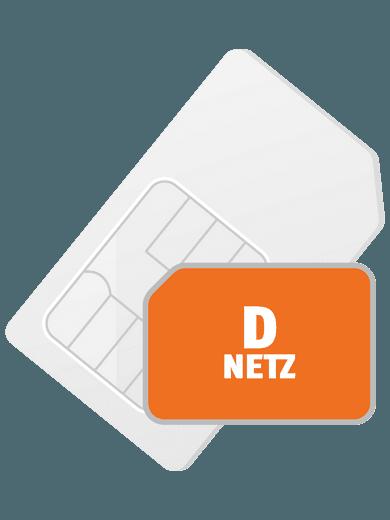Allnet Flat 10 GB (D-Netz) - Laufzeit 1 Monat
