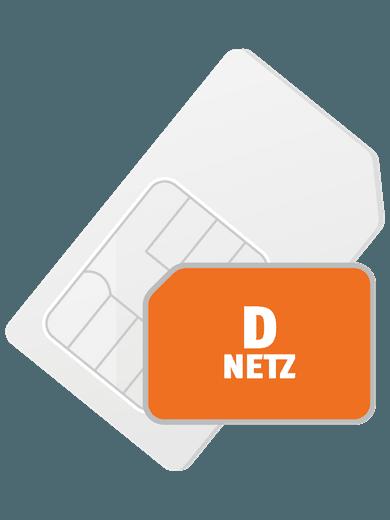 Allnet Flat 10 GB LTE inkl. Netflix Standard