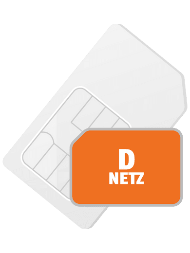 Daten Flat 10 GB LTE - Laufzeit 24 Monate