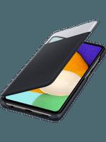 Samsung EF-EA525 Smart S View Wallet Galaxy A52 (schwarz)