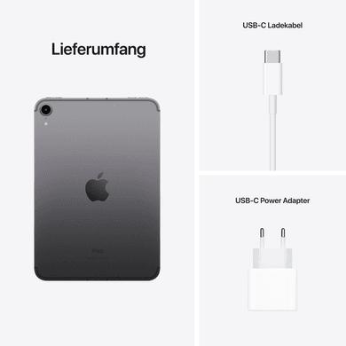 Apple iPad mini 2021 Wi-Fi + Cell 64GB Space Grau