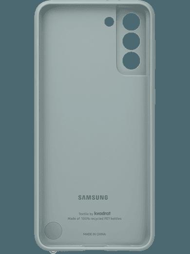 Samsung EF-XG996 Kvadrat Cover Galaxy S21+ (mintgrau)