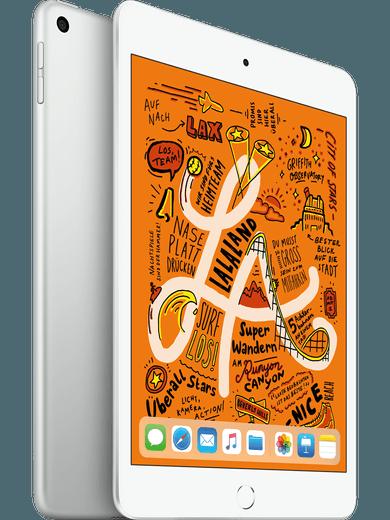 Apple iPad mini Wi-Fi (2019) 64GB Silber