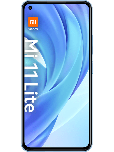 Xiaomi Mi 11 Lite 128GB Bubblegum Blue