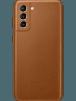 Samsung EF-VG996 Leather Cover Galaxy S21+ (braun)