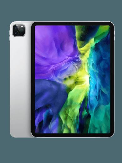 Apple iPad Pro 12,9 Wi-Fi (2020) 128GB silber