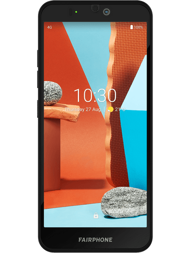 Fairphone 3+ 64GB schwarz