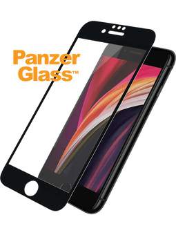 PanzerGlass Case Friendly für iPhone SE (2020) und iPhone 6/6s/7/8 Vorderseite