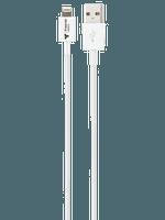 freenet Basics Lade- & Datenkabel Lightning 100cm Weiß