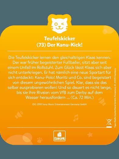 tigercard - Teufelskicker - Folge 73: Der Kanu-Kick