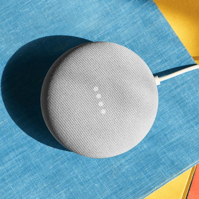 Google Nest Mini Kreide (2. Generation)