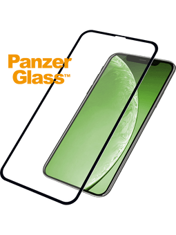 PanzerGlass Case Friendly iPhone 11/XR (transparent) Vorderseite