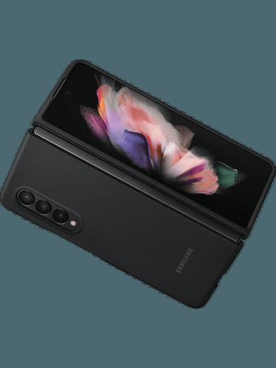 Samsung EF-PF926 Silicone Cover Galaxy Z Fold 3 (schwarz)