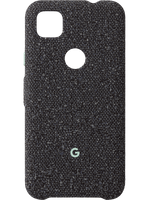 Google Stoff Case für Pixel 4a just black