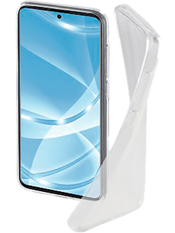 Hama Cover Crystal Clear Samsung Galaxy A71 (transparent) Vorderseite