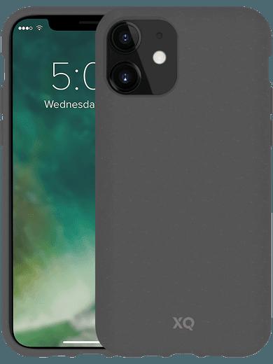 XQISIT ECO Flex iPhone 11 grau
